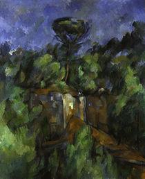 Cézanne / Quarry at Bibémus by AKG  Images