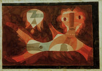 Paul Klee, Goldfish Wife / 1921 by AKG  Images