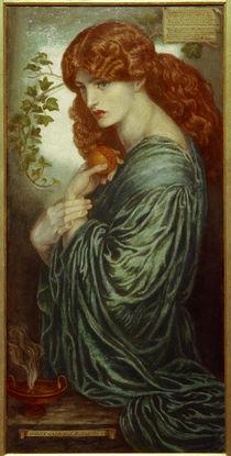 Dante Gabriel Rossetti / Proserpine by AKG  Images