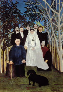 Henri Rousseau, Wedding / Paint./ 1905 by AKG  Images