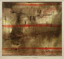 P.Klee, Landregen / 1924 von AKG  Images