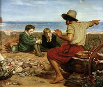 Raleigh's childhood / Painting / Millais by AKG  Images