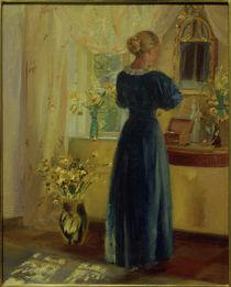 A. Ancher, Interieur von AKG  Images