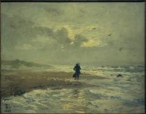 Th. Niss, Strandansicht. Grenen bei Skagen by AKG  Images