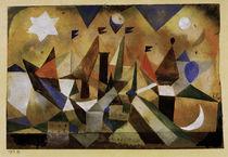 P.Klee, Segelschiffe, den Sturm abwart. von AKG  Images