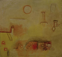 P.Klee, Reconstruction / 1926 by AKG  Images