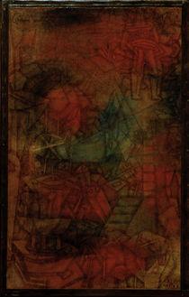 P.Klee, (Theater) Bühnenprobe von AKG  Images