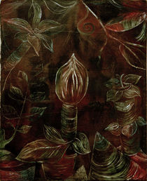 P.Klee, Decorative Plant / 1920 by AKG  Images