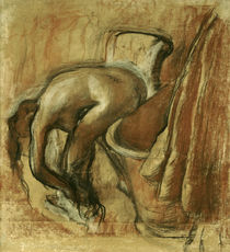 Degas / After the bath /  c. 1900/1905 by AKG  Images