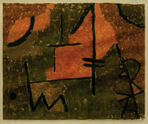 Paul Klee, Witches' Forge / 1936 by AKG  Images