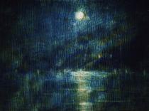 C.Rohlfs, Blaue Mondnacht (Ascona) by AKG  Images