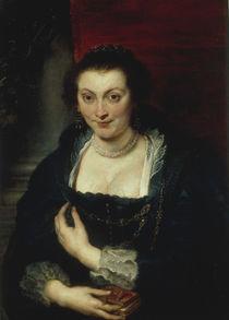 P.P.Rubens, Isabella Brant von AKG  Images