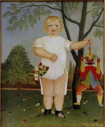 H.Rousseau, Zu Ehren eines Kindes von AKG  Images