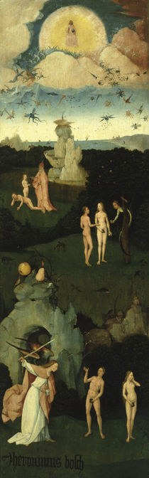 Fall of the Angels / H. Bosch / Triptych, c.1490 by AKG  Images