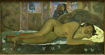 Gauguin / Nevermore / 1897 by AKG  Images