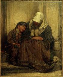 A.W.Göbel, Arme Leute by AKG  Images