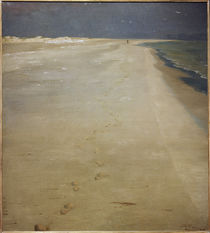 Kröyer / South beach of Skagen / 1883 by AKG  Images