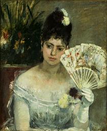 B.Morisot, Auf dem Ball von AKG  Images