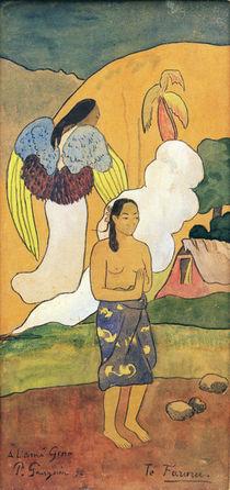 P.Gauguin / Te faruru (Der Liebesakt) by AKG  Images