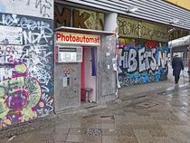 Photoautomat - Berlin Skalitzer Straße, Kotbusser Tor by schroeer-design
