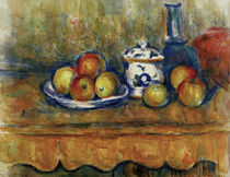 Cézanne / Still-life with apples.../c. 1900 by AKG  Images