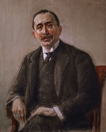 Julius Stern / Study by Max Liebermann by AKG  Images