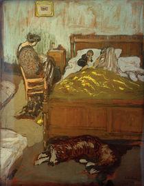 E.Vuillard, Interieur by AKG  Images