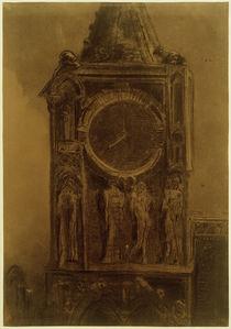 O. Redon, Die tiefe Glocke von Sint-Goedele von AKG  Images