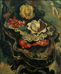 Ch. Soutine, Table with victuals / painting 1923 by AKG  Images