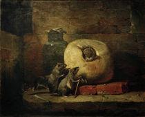 Ph. Rousseau, Die Ratte, die sich von... von AKG  Images
