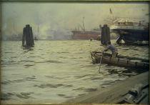 A.Zorn, Hamburger Hafen von AKG  Images