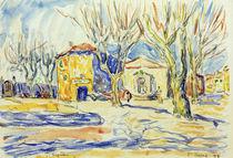 P.Signac, Paysage de Saint-Tropez by AKG  Images