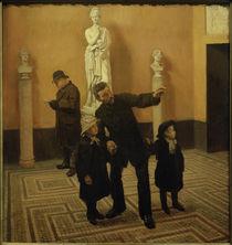 G. Seligmann, Sonntag in Thorvaldsens Museum von AKG  Images