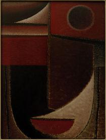 A. v. Jawlensky, Abstrakter Kopf: Rotes Licht, 1930 by AKG  Images