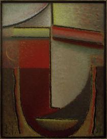 A. v. Jawlensky, Abstrakter Kopf: Abend, 1931 by AKG  Images