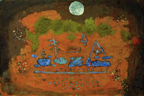 Paul Klee, Sacrifice at Full Mooon /1933 by AKG  Images