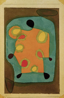 Paul Klee, Design for a Coat / 1931 by AKG  Images