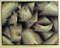 Paul Klee, Crystal Gradation / 1921 by AKG  Images