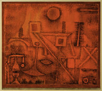 Paul Klee, Landscape physiognomic /1923 by AKG  Images
