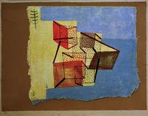 P.Klee, bebautes Ufer von AKG  Images