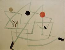 P.Klee, verhext und eilig von AKG  Images