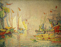 Paul Signac / The Golden Horn by AKG  Images