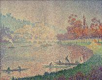 Saint-Cloud / P. Signac / Painting 1900 by AKG  Images