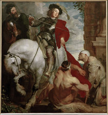 A. van Dyck / St. Martin cutting his cloak by AKG  Images