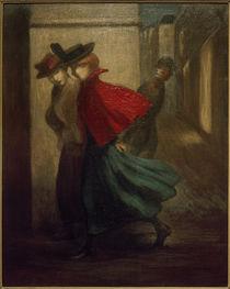 Th.-A.Steinlen, Die zwei Pariserinnen by AKG  Images