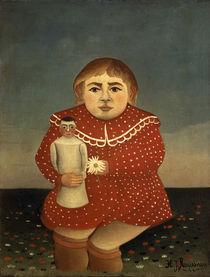 H.Rousseau, Das Kind mit Puppe von AKG  Images