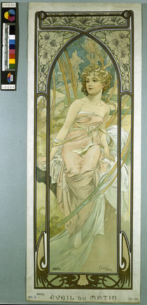 Mucha, Eveil du Matin / 1899 by AKG  Images