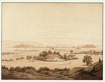Friedrich / Landscape in Rügen /  c. 1809 by AKG  Images