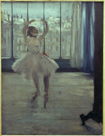 Degas / Dancer at the Photographer's by AKG  Images