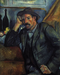 Cezanne / The Smoker /  c. 1890/92 by AKG  Images